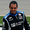 July 11: Juan Montoya at the Iowa Corn Indy 300.