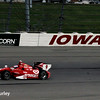 July 11: Scott Dixon at the Iowa Corn Indy 300.