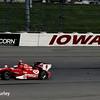 July 11: Scott Dixon at the Iowa Corn Indy 300.