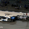 July 12: Juan Montoya and Graham Rahal at the Iowa Corn Indy 300.