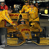 July 12: Ryan Hunter-Reay wins the Iowa Corn Indy 300.