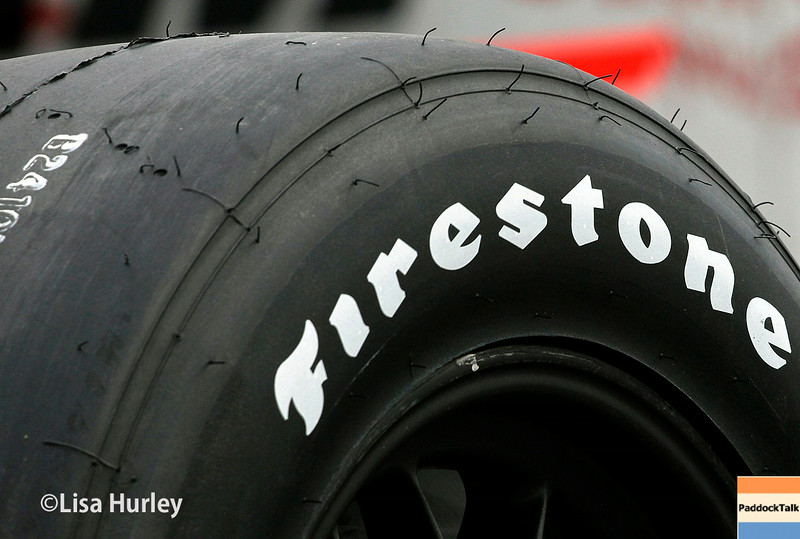 July 11: Firestone Firehawk tire at the Iowa Corn Indy 300.