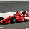 July 11: Tony Kanaan at the Iowa Corn Indy 300.