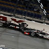 July 12: Will Power and Helio Castroneves at the Iowa Corn Indy 300.