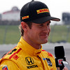 July 11: Ryan Hunter-Reay at the Iowa Corn Indy 300.