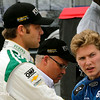 July 11: Ed Carpenter and Josef Newgarden at the Iowa Corn Indy 300.