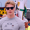 July 12: Josef Newgarden at the Iowa Corn Indy 300.