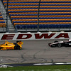 July 11: Ryan Hunter-Reay and Will Power at the Iowa Corn Indy 300.
