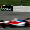 July 11: Justin Wilson at the Iowa Corn Indy 300.