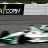 July 11: Sebastien Bourdais at the Iowa Corn Indy 300.