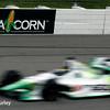 July 11: Sebastien Bourdais at the Iowa Corn Indy 300.