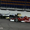 July 12: Ed Carpenter and Scott Dixon at the Iowa Corn Indy 300.