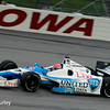 July 12: James Hinchcliffe at the Iowa Corn Indy 300.
