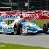August 3: James Hinchcliffe at The Honda Indy 200 at Mid-Ohio.