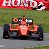 August 2: Simon Pagenaud at The Honda Indy 200 at Mid-Ohio.