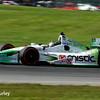 August 3: Sebastien Bourdais at The Honda Indy 200 at Mid-Ohio.