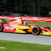 August 3: Sebastian Saavedra at The Honda Indy 200 at Mid-Ohio.