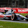 August 3: Graham Rahal at The Honda Indy 200 at Mid-Ohio.