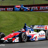 August 2: Takuma Sato and Ryan Briscoe at The Honda Indy 200 at Mid-Ohio.