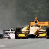 August 2: Will Power and Ryan Hunter-Reay at The Honda Indy 200 at Mid-Ohio.