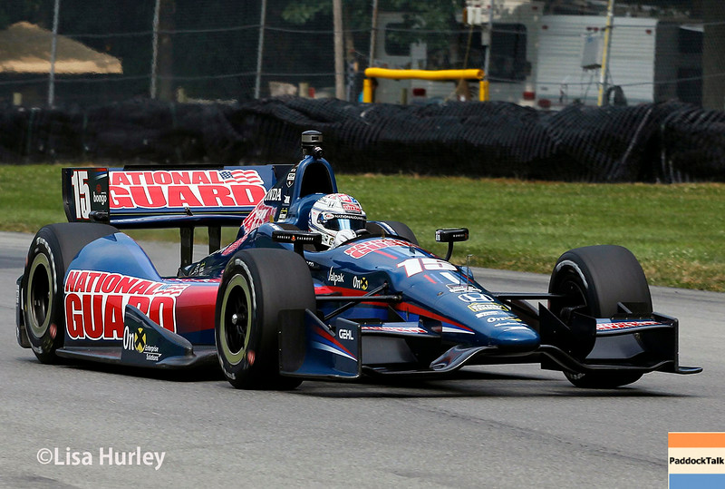 August 2: Graham Rahal at The Honda Indy 200 at Mid-Ohio.