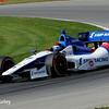 August 3: Mikhail Aleshin at The Honda Indy 200 at Mid-Ohio.