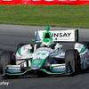August 3: Carlos Munoz at The Honda Indy 200 at Mid-Ohio.