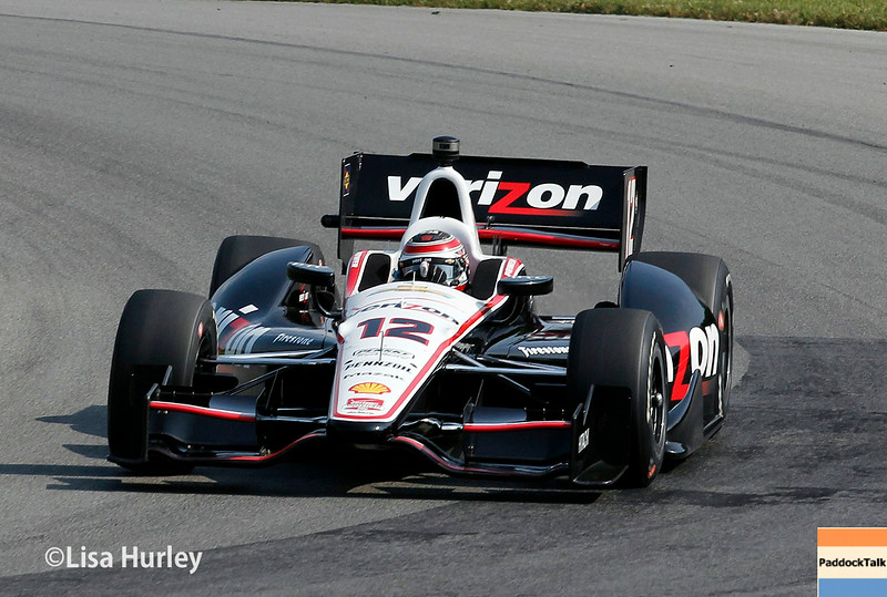 August 2: Will Power at The Honda Indy 200 at Mid-Ohio.