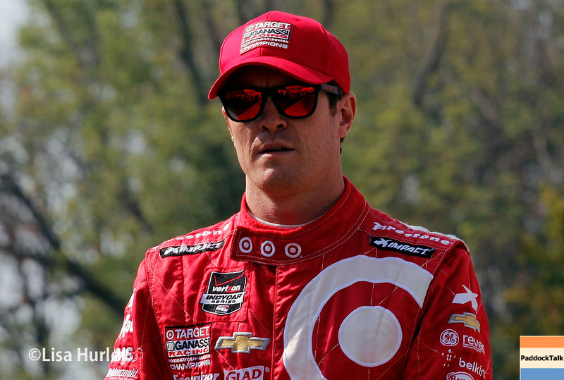 August 2: Scott Dixon at The Honda Indy 200 at Mid-Ohio.