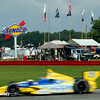 August 2: Marco Andretti at The Honda Indy 200 at Mid-Ohio.