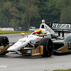 August 2: Mike Conway at The Honda Indy 200 at Mid-Ohio.