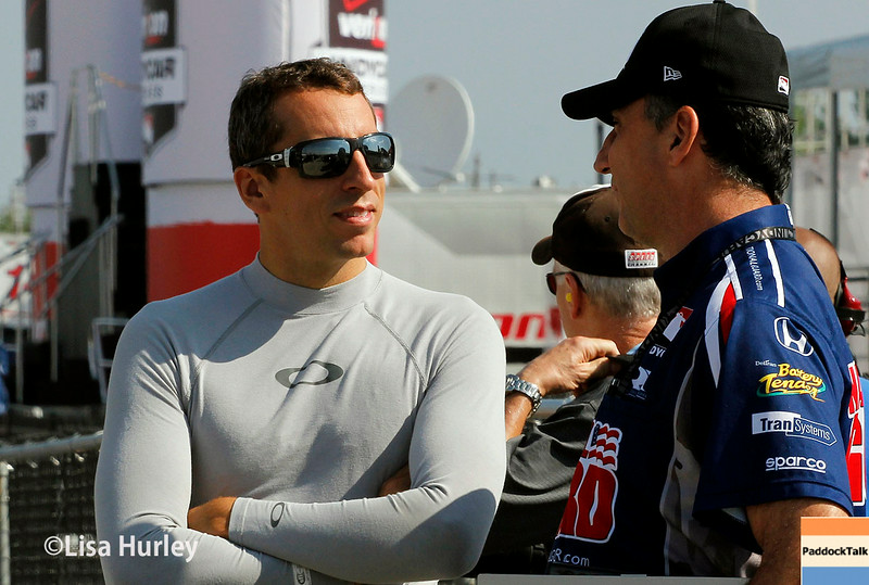 August 16: Justin Wilson at the Wisconsin 250 at Milwaukee Indyfest.