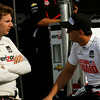 August 16: Will Power and Graham Rahal at the Wisconsin 250 at Milwaukee Indyfest.