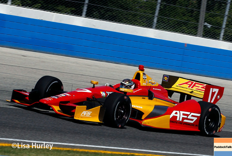August 17: Sebastian Saavedra at the Wisconsin 250 at Milwaukee Indyfest.