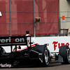 March 28:  Will Power during Verizon IndyCar series practice for the Firestone Grand Prix of St. Petersburg.