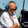 March 30: David Letterman during the Firestone Grand Prix of St. Petersburg Verizon IndyCar series race.