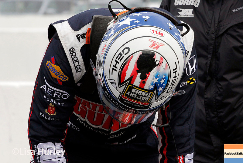 March 29:  Graham Rahal during Verizon IndyCar series qualifying for the Firestone Grand Prix of St. Petersburg.