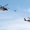 March 30: Coast Guard fly-over before the Firestone Grand Prix of St. Petersburg Verizon IndyCar series race.