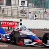 March 28:  Ryan Briscoe during Verizon IndyCar series practice for the Firestone Grand Prix of St. Petersburg.