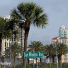 March 28: Dan Wheldon Way during Verizon IndyCar series practice for the Firestone Grand Prix of St. Petersburg.