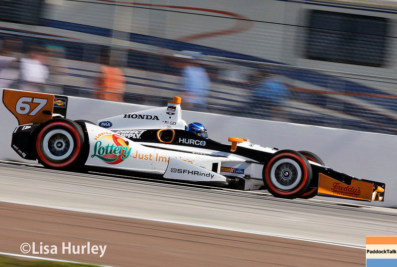 March 30: Josef Newgarden during the Firestone Grand Prix of St. Petersburg Verizon IndyCar series race.