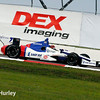 March 29:  Mikhail Aleshin during Verizon IndyCar series qualifying for the Firestone Grand Prix of St. Petersburg.