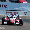 March 30: Justin Wilson during the Firestone Grand Prix of St. Petersburg Verizon IndyCar series race.