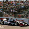 March 30: Helio Castroneves during the Firestone Grand Prix of St. Petersburg Verizon IndyCar series race.