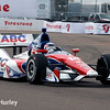 March 28:  Takuma Sato during Verizon IndyCar series practice for the Firestone Grand Prix of St. Petersburg.