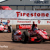 March 30: Tony Kanaan and Justin Wilson during the Firestone Grand Prix of St. Petersburg Verizon IndyCar series race.