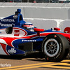 March 30: Takuma Sato during the Firestone Grand Prix of St. Petersburg Verizon IndyCar series race.