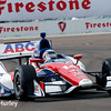 March 28: Mike Conway during Verizon IndyCar series practice for the Firestone Grand Prix of St. Petersburg.