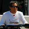 July 17-18: Juan Pablo Montoya during the Iowa Corn 300.