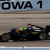 July 17-18: Tony Kanaan during the Iowa Corn 300.